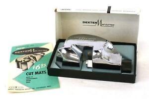 Mat Cutter Ebay