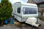 Abbey Touring Caravan