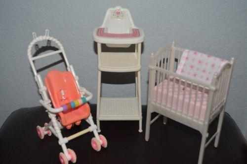 Barbie Crib Ebay