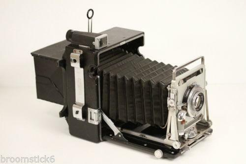 4x5 field camera ebay for Chambre 4x5 folding