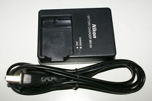 Brand New Nikon MH24 Battery Quick Charger For EN-EL14a 14 Wty