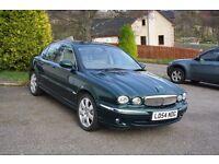 Jaguar X Type 2.0 D SE 2005 Smart Jaguar X Type offering Performance Economy, Comfort and Style !
