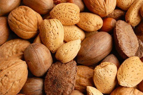 California Fresh Raw In-shell Whole Mixed Nuts