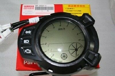 genuine lcd speedometer for yamaha 2014 2015 zuma 125 bws. Black Bedroom Furniture Sets. Home Design Ideas