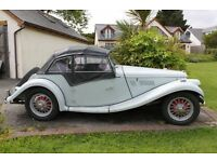 SUPERB MG TF (1250) SILVER BIRCH