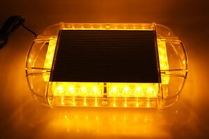 LED warning emergency strobe light for tow truck, construction Cornwall Ontario image 4