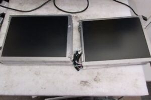 """Lot of 10: Sharp LQ121S1DG41 12.1"""" LCD Display for NCR POS Touch"""