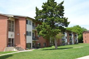 Available Now:  2-Bedroom unit in Valley View,  Hamilton at Gore