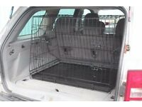 Folding Metal Car Boot Pet Dog Cage/Crate £22
