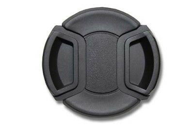 Kamera Objektivdeckel Innengriff Kunststoff 52mm schwarz