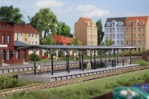 SH Auhagen 14481 Bahnsteig Bausatz Spur N
