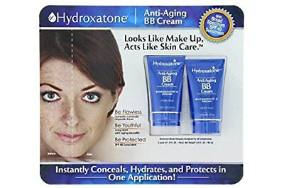 Hydroxatone Anti-Aging BB Beauty Balm Cream Universal Shade for All Skin Type