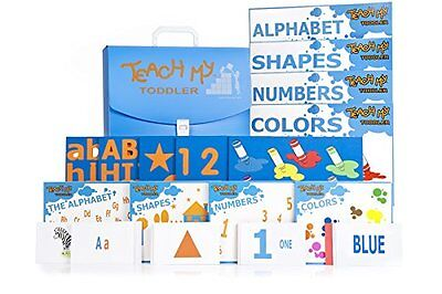 Teach My Toddler Learning Kit, New, Free Shipping