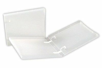 Empty Unikeep 5 Cd Dvd Wallet - Case Of 30 - Clear