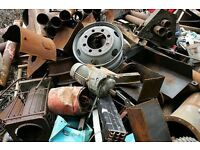 Scrap metal wanted (copper , brass ,lead, batteries cast ect)