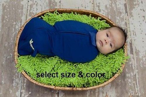 Customer Returned Woombie Original Baby Swaddle Blanket ~ Choose Size & Color
