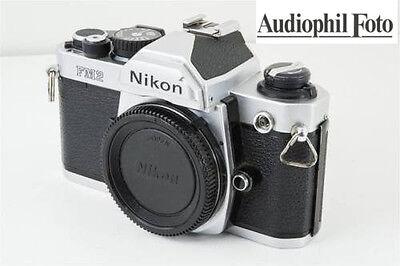 Nikon FM2 35mm Spiegelreflexkamera nur Gehäuse ( vom Nikonfachhändler )
