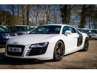 * 2008 AUDI R8 V8 4.2 QUATTRO * ONLY 33K * CARBON PACK * TWIN TONE LEATHER *