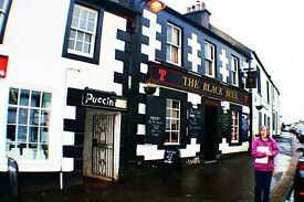 Restaurant Manager at Coorie-In @ The Black Bull In Cumbernauld Village