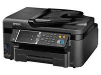 (NEW & Sealed) Epson WorkForce WF-3620DWF – All in One Printer