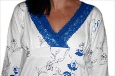 New Maternity & Nursing Lace Pajamas -sizes S, M, L Be-Bella