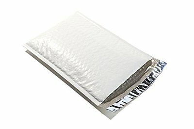 250 0 Poly Bubble Mailers Plastic Envelopes 6.5x10 Dvd Upak Bubble Pak
