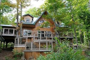Cottage for Sale-Log Beauty! INVESTMENT PROPERTY FOR SALE