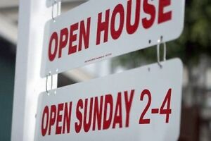 OPEN HOUSE TODAY - 2-4 pm - LOOKING AT ALL OFFERS