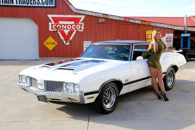 1970 Oldsmobile Cutlass  1970 Olds Cutlass 442 455 Engine Power Steering Power Disc Brakes Real 442