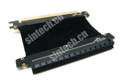 Sintech PCI-e express 16X Riser Extender Card +5cm high speed Flexible Cable