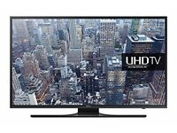 Samsung JU6400 Smart 4K Ultra HD 48 Inch LED TV with Built-In WiFi and Freeview HD