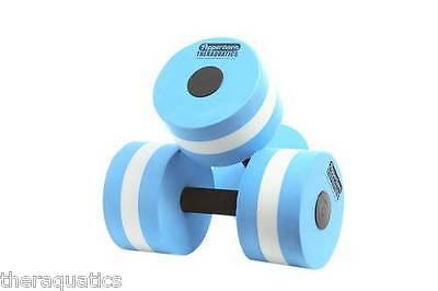 Water Aerobics Dumbbell MEDIUM Aquatic Barbell Fitness Aqua Pool Exercise 6013