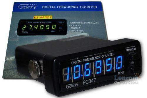Cb Frequency Counter : Cb frequency counter ebay