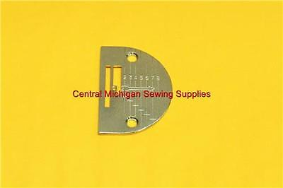 Singer Plate - NEW STRAIGHT STITCH NEEDLE PLATE SINGER SEWING  MACHINE MODEL 15 & CLONES 15280