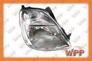 Ford Fiesta Headlight