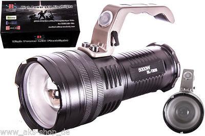 NUEVO Top CREE T6 Batería Lámpara de mano LED Linterna Focos 3900 Lumen CLARO segunda mano  Embacar hacia Mexico