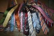 Krawatten Konvolut