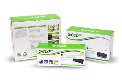 Eco Plus Premium MICR Remanufactured Toner Compatible with HP Printers ()