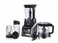 Nutri Ninja 1500 watts BL682UK Brand New RRP 190 Sale 100