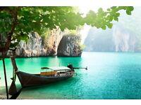 Thailand (Phuket) Flight ticket