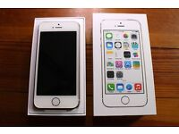 Gold Apple IPhone 5S 32 GB Immaculate Condition