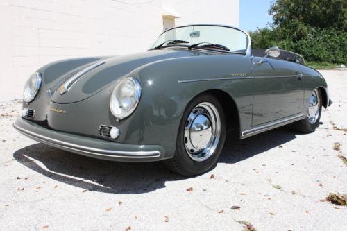 Porsche Speedster Ebay