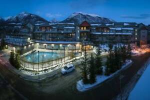 Elkhorn at The Lodges at Canmore 2 BR Condo/Timeshare