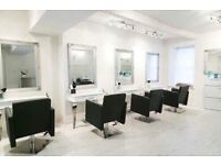 SALON FURNITURE PACKAGE MIRRORS TABLES CHAIRS