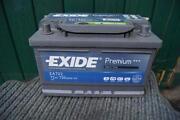 Autobatterie Exide