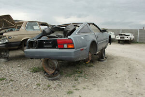 In need of an 1980's 300zx PARTS CAR 84-89 Sell me your rusty Z