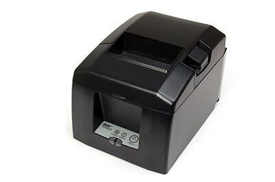 Ubereats Certified Tsp654iibi-24 Gry Us Star Pos Printer Black 39481270
