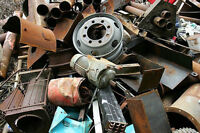 Scrap metal and unwanted appliance removal