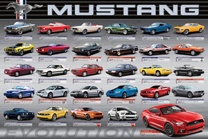 Muscle Car Posters Ebay
