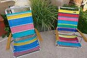 Retro Lawn Chairs